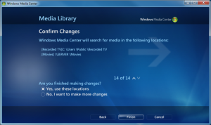 WMC - 11 - Media Library Locations