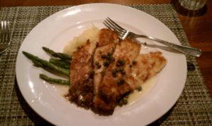 Dinner at McCormick & Schmick's Seafood Restaurant