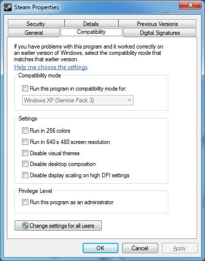 Compatibility Mode - Use in Windows 8   Windows 8 Help Forums