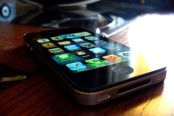 Picture of iPhone 4s