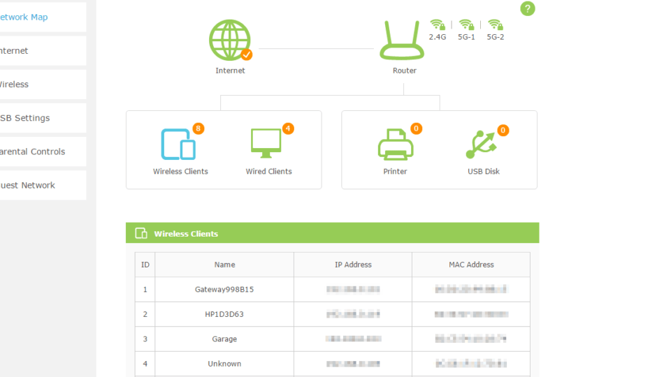 TP-Link Router Admin